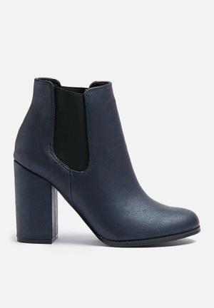 ONLY Blaise Bootie Blue