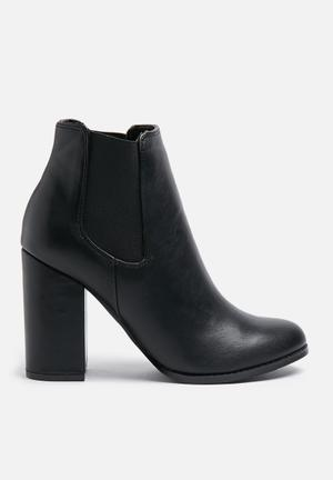 ONLY Blaise Bootie Black