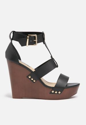 Madison® Sybil Heels Black