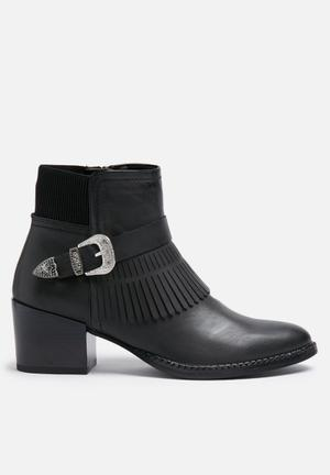 Vero Moda Sille Boot Black