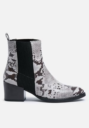 Vero Moda Naya Boot Grey & Black