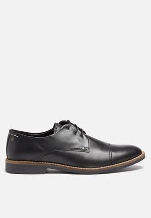 Jack & Jones Footwear & Accessories Billy Leather Shoe Black