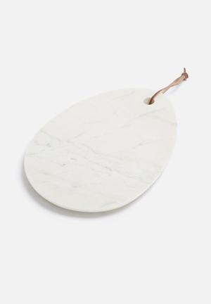 Sarah Jane Marble Cheese Board Kitchen Accessories Marble