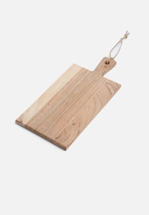 Sarah Jane Wooden Chopping Board Kitchen Accessories Wood