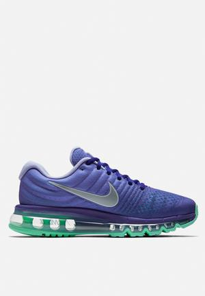 Nike Air Max 2017 Sneakers  Concord / White Persian Violet