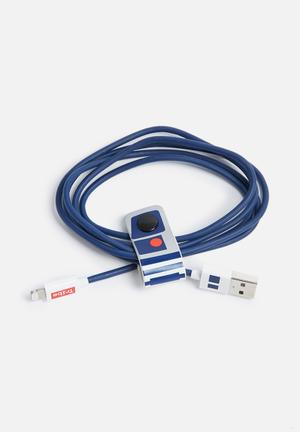 Tribe R2-D2 IPhone Cable