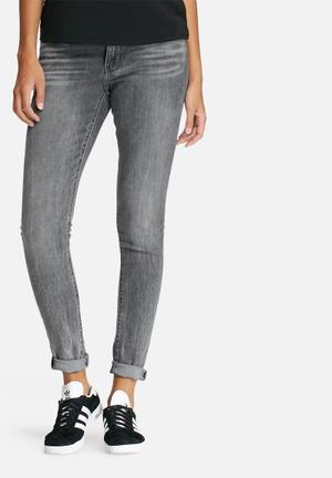 Levi's® 711 Skinny Jeans Grey