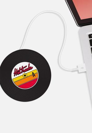 Mustard  Hot Tracks Phone Accessories & USBs Vinyl