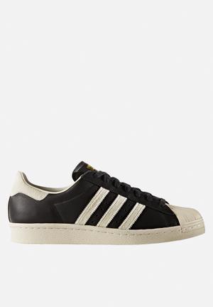 Adidas Originals Superstar 80s Sneakers Core Black / FTWR White / Gold Met