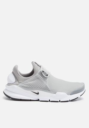 Nike W Sock Dart Sneakers Medium Grey / Black / White