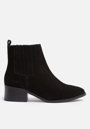 Pieces Santina Suede Boot