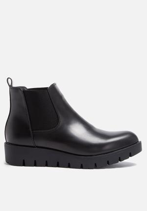 Pieces Dalle Boot Black