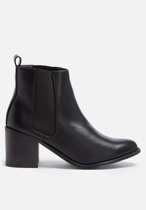 Pieces Jona Boot Black