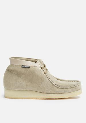 Grasshoppers Moccasin Mid Formal Shoes Brown