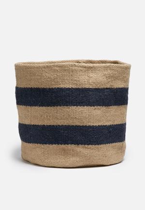 Sixth Floor Cotton Basket Accessories 100% Cotton