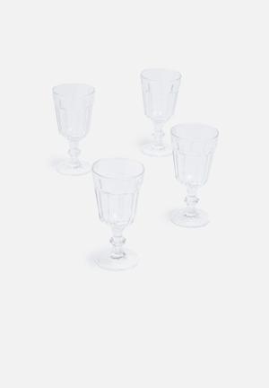 Temerity Jones Wine Glasses Drinkware & Mugs Glass