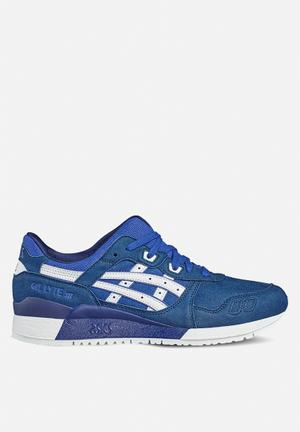 Asics Tiger Gel-Lyte III Sneakers  Asics Blue / White