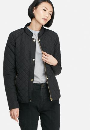 VILA Former Jacket Black