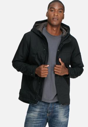 Only & Sons Vald Short Jacket Black