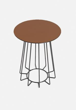 Sixth Floor Casia Lamp Table