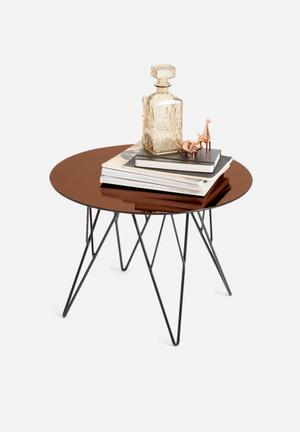 Sixth Floor Prunus Lamp Table