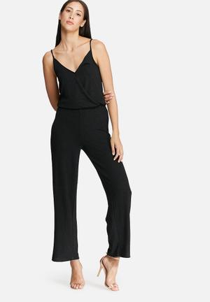 ONLY Cicilia Jumpsuit Black