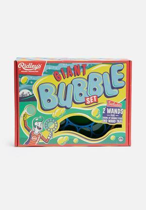 Wild & Wolf Giant Bubble Set Toys & LEGO Plastic