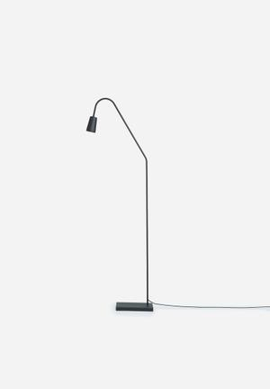 Sixth Floor Bellatrix Floor Lamp Lighting Metal