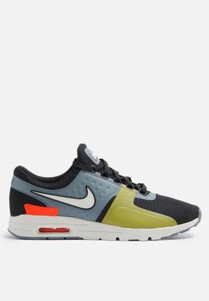 Nike W Air Max Zero SI Sneakers Black / Light Bone / Cool Grey