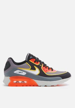 Nike W Air Max 90 Ultra 2.0 SI Sneakers Cool Grey / Light Bone / Total Crimson