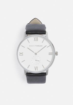 Basicthread Aivery Watches Black