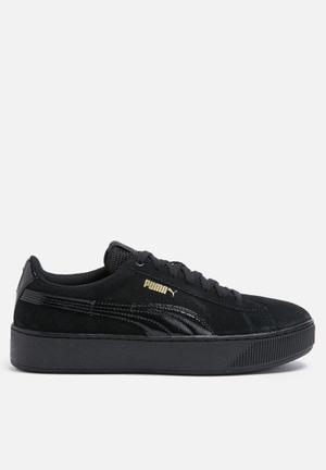 PUMA Vikky Platform Sneakers Black