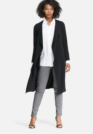 Vero Moda Maggie Lightweight Coat Jackets Black