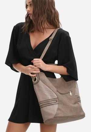 Dailyfriday Sherin Boho Bag Taupe