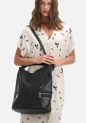 Dailyfriday Sherin Boho Bag Black