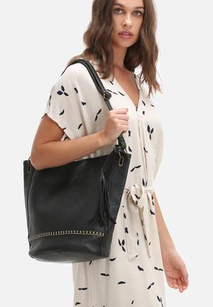 Dailyfriday Dusk Tassel Bag Black
