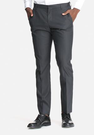 Selected Homme Tuxleon Slim Trouser Pants Black