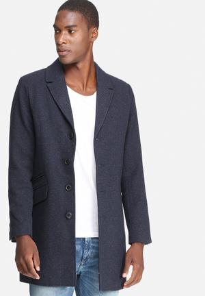 Only & Sons Otto Coat Twill Navy