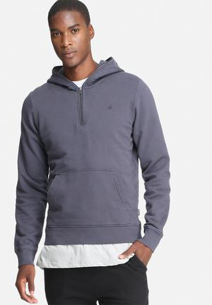 Jack & Jones Originals Campaign Hood Sweat Hoodies & Sweatshirts Blue