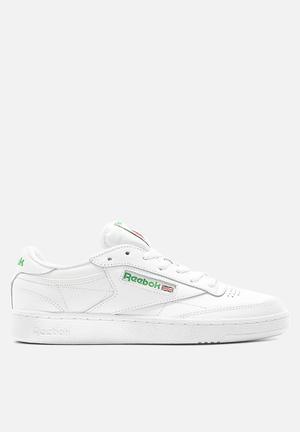 Reebok Club C 85 Foundation Sneakers International White/Green