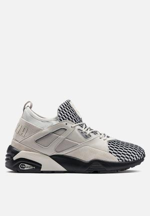 PUMA Select Blaze Of Glory Sock Sneakers Gray Violet / Black