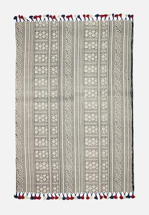 Sixth Floor Nubian Cotton Rug 100% Cotton