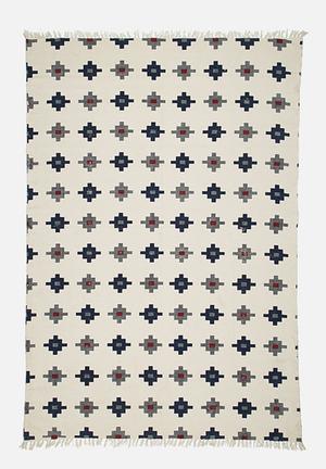 Sixth Floor Godavari Cotton Rug 100% Cotton