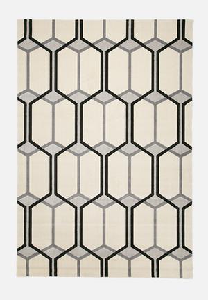 Hertex Fabrics Honeycomb Rug Spot Clean Using Mild Soap Only / Vacuum Regularly
