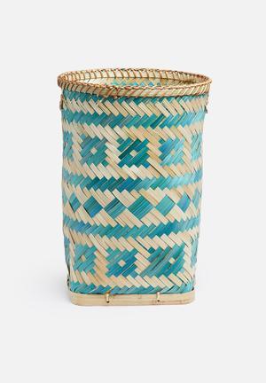 Sixth Floor Amber Basket Accessories Seagrass