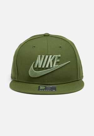 Nike Futura Snapback Headwear Green