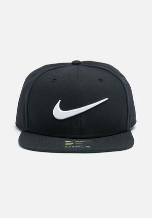 Nike Swoosh Pro Headwear Black & Green