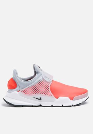Nike Sock Dart SE Sneakers Max Orange - Black / Wolf Grey