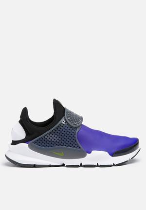 Nike Sock Dart SE Sneakers Paramount Blue / Electrolime / Black