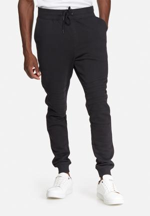 Jack & Jones Core Biker Sweat Pant Sweatpants & Shorts Black